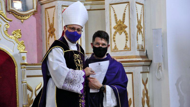 Missa de Cinzas é realizada na Catedral de Sobral e posse do Novo Vigário Paroquial da Catedral de Sobral.