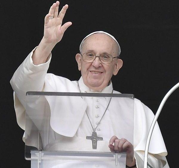 Francisco: acredite no amor, no poder do serviço, na força da gratuidade