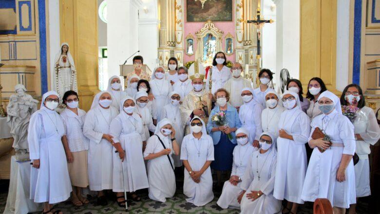 DIOCESE DE SOBRAL CELEBRA 64 ANOS DE FUNDAÇÃO DA CONGREGAÇÃO DAS MISSIONÁRIAS REPARADORAS DO CORAÇÃO DE JESUS